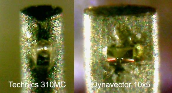 Technicsand Dynavector